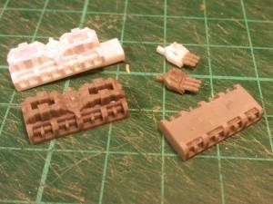 Weapons module